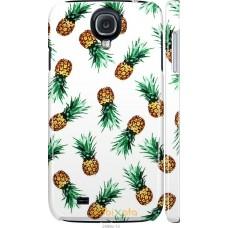 Чехол на Samsung Galaxy S4 i9500 Ананас