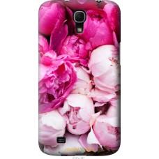 Чехол на Samsung Galaxy Mega 6.3 i9200 Розовые цветы