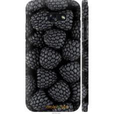 Чехол на Samsung Galaxy A5 (2017) Черная ежевика