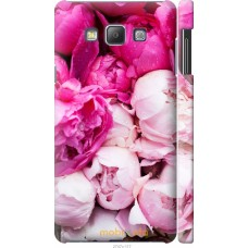Чехол на Samsung Galaxy A7 A700H Розовые цветы
