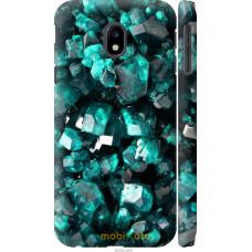 Чехол на Samsung Galaxy J3 (2017) Кристаллы 2