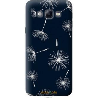 Чехол на Samsung Galaxy A8 A8000 одуванчики