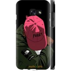 Чехол на Samsung Galaxy A3 (2017) De yeezy brand