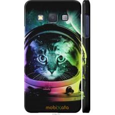 Чехол на Samsung Galaxy A3 A300H Кот космонавт