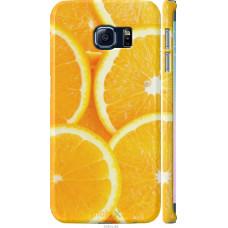 Чехол на Samsung Galaxy S6 Edge G925F Апельсинки