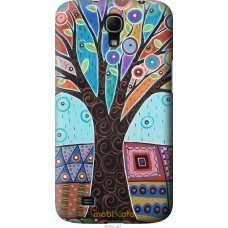 Чехол на Samsung Galaxy Mega 6.3 i9200 Арт-дерево