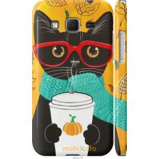 Чехол на Samsung Galaxy Core Prime G360H Осенний кот