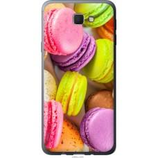 Чехол на Samsung Galaxy J5 Prime Вкусные макаруны