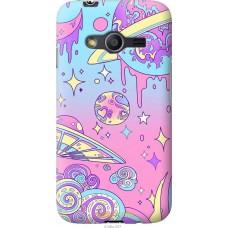 Чехол на Samsung Galaxy Ace 4 G313 'Розовый космос
