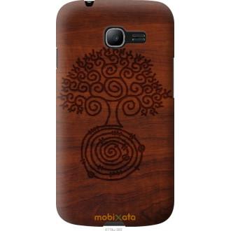 Чехол на Samsung Galaxy Star Plus S7262 Узор дерева