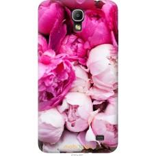 Чехол на Samsung Galaxy Mega 2 Duos G750 Розовые цветы