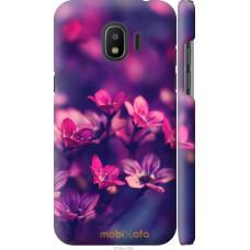 Чехол на Samsung Galaxy J2 2018 Весенние цветочки