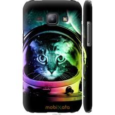 Чехол на Samsung Galaxy J1 J100H Кот космонавт