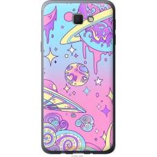 Чехол на Samsung Galaxy J5 Prime 'Розовый космос