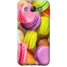 Чехол на Samsung Galaxy E7 E700H Вкусные макаруны