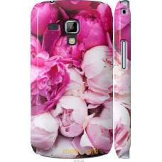 Чехол на Samsung Galaxy S Duos s7562 Розовые цветы