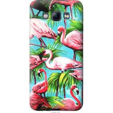 Чехол на Samsung Galaxy A8 A8000 Tropical background