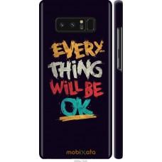 Чехол на Samsung Galaxy Note 8 Everything will be Ok