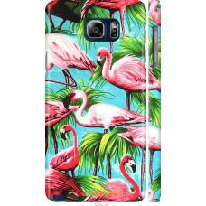 Чехол на Samsung Galaxy Note 5 N920C Tropical background