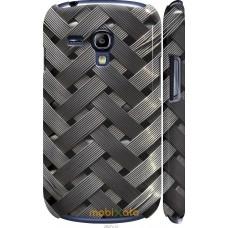 Чехол на Samsung Galaxy S3 mini Металлические фоны