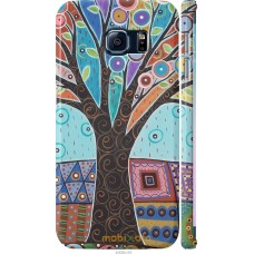 Чехол на Samsung Galaxy S6 Edge G925F Арт-дерево