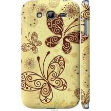 Чехол на Samsung Galaxy Grand Neo I9060 Рисованные бабочки