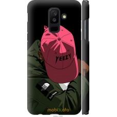 Чехол на Samsung Galaxy A6 Plus 2018 De yeezy brand