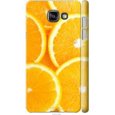 Чехол на Samsung Galaxy A5 (2016) A510F Апельсинки