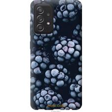 Чехол на Samsung Galaxy A52 Морозная ежевика