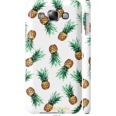 Чехол на Samsung Galaxy E5 E500H Ананас