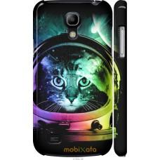 Чехол на Samsung Galaxy S4 mini Кот космонавт