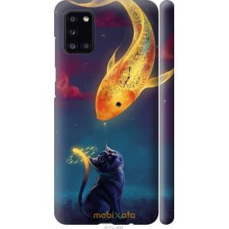 Чехол на Samsung Galaxy A31 A315F Кошкин сон