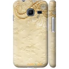Чехол на Samsung Galaxy J1 Mini J105H 'Мягкий орнамент