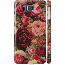Чехол на Samsung Galaxy Alpha G850F Прекрасные розы