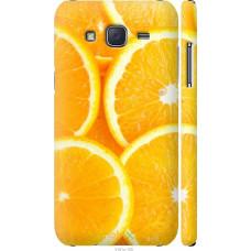 Чехол на Samsung Galaxy J5 (2015) J500H Апельсинки