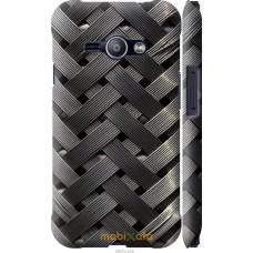 Чехол на Samsung Galaxy J1 Ace J110H Металлические фоны