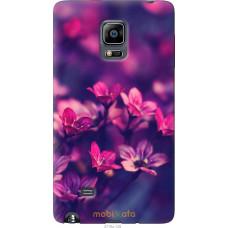 Чехол на Samsung Note Edge SM-N915 Весенние цветочки