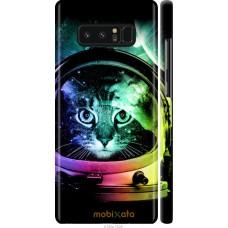 Чехол на Samsung Galaxy Note 8 Кот космонавт