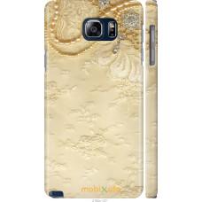 Чехол на Samsung Galaxy Note 5 N920C 'Мягкий орнамент