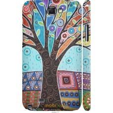 Чехол на Samsung Galaxy Note 2 N7100 Арт-дерево
