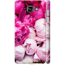 Чехол на Samsung Galaxy A5 (2016) A510F Розовые цветы