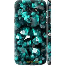 Чехол на Samsung Galaxy A7 (2017) Кристаллы 2
