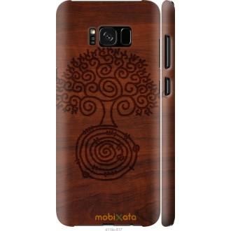 Чехол на Samsung Galaxy S8 Plus Узор дерева