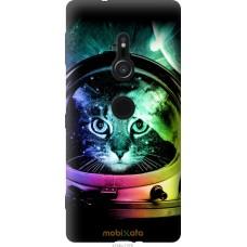 Чехол на Sony Xperia XZ2 Кот космонавт