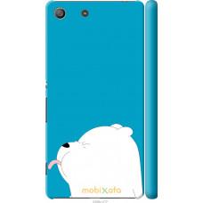 Чехол на Sony Xperia M5 E5633 Мишка 1