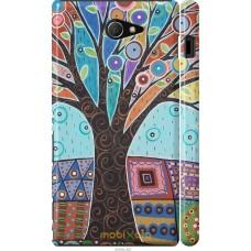 Чехол на Sony Xperia M2 D2305 Арт-дерево