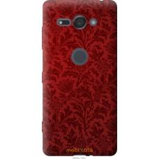 Чехол на Sony Xperia XZ2 Compact H8324 Чехол цвета бордо