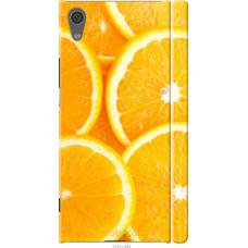 Чехол на Sony Xperia XA1 Апельсинки