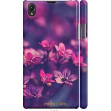 Чехол на Sony Xperia Z1 C6902 Весенние цветочки