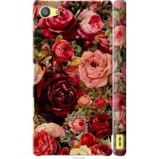 Чехол на Sony Xperia Z5 Compact E5823 Прекрасные розы